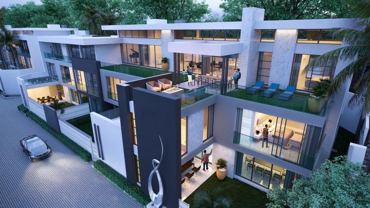 Exterior Architecture – arcvisa studio