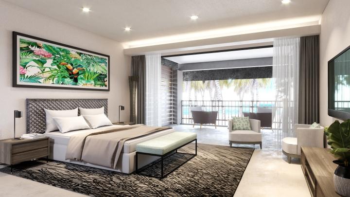 4 bedroom villa Final render